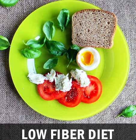 low-fiber